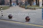 производство на бетонни антипаркинг топки