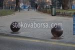 антипаркинг топки от бетон