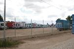 изработване на метална ограда за паркинг от заварени мрежи по поръчка