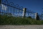 ограда от метални профили