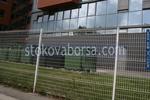 метална ограда от елктрозаварена тел по поръчка