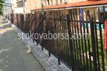 Изграждане на метални огради по поръчка