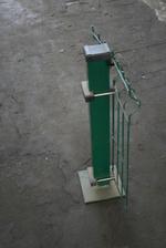 колове за оградни пана