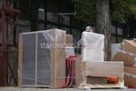 складови площи с охрана под наем за съхранение на товари