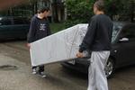 частично преместване на домове