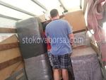 опаковане и преместване на нечупливи товари от хамали