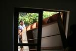 качване и сваляне на товари от апартамент