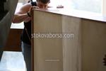 транспортиране на гардероби в чужбина