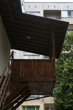 изработка на дървен навес за тераса