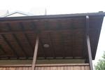 изработване на дървени навеси за тераси