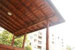 фирма за дървени навеси за тераси по поръчка