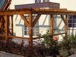 дървена пристройка по поръчка