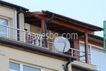 Изработка на навеси от дърво за балкони по индивидуален проект