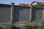 зидаме огради с бетонни блокчета