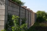огради с бетонови блокчета