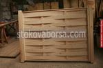 дървени пана 200x100см. за огради