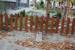 фирма за изработка на ниски дървени огради