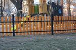 фирма за ниски дървени огради