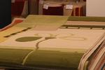 Машинни релефни килими Мода с различни десени