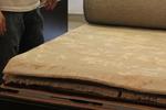 Ръчно вързани килими с вълнен тъфтинг