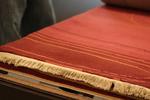 Ръчно вързан килим с вълнен тъфтинг