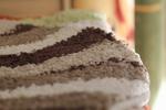 Правоъгълни машинни килими Шаги с различни десени 80/150