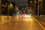 Улични метални стълбове за осветление