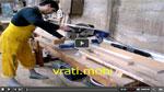 Изработка и монтаж по поръчка на дървени врати