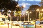 изграждане на осветление за паркинги