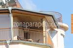 метални парапети от метални профили за балкони