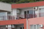 метален профилов парапет за тераса