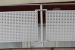 изработка на терасни метални парапети от метални профили