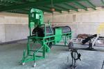 Мобилна семепочистваща машина българско производство