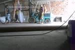 Машина за почистване на пшенични семена