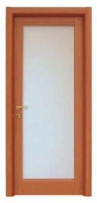 Масивни врати облицовани с ламинати