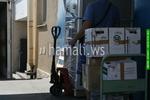 хамалски услуги по преместване на склад
