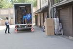 транспортиране на складове в чужбина