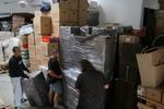 цялостно преместване на складове