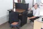 демонтаж и транспортиране на мебели в страната