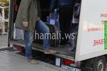 транспорт на товар чрез товарене на товари в камион