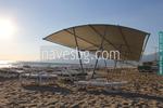 проектиране на сенници за плажове