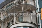изработка на метални парапети от метални профили за тераси