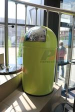 Паркови евтини кошчета за боклук за хотели