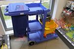 Професионални колички за хотелски персонал