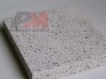 Матови повърхности от технически камък за плот за баня