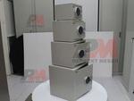 метални сейфове за външен монтаж, с усилена конструкция